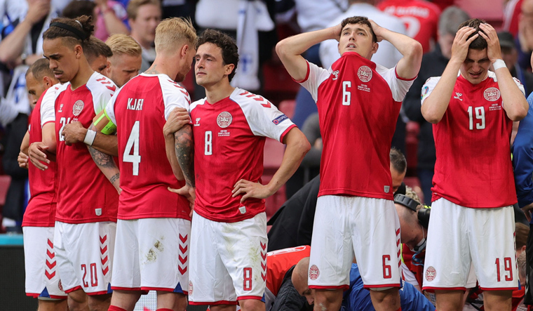 UEFA defends itself from claims it pressured Denmark to play