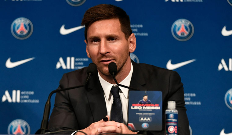 Messi set to earn €110 million in three years at PSG, reveals L'Equipe