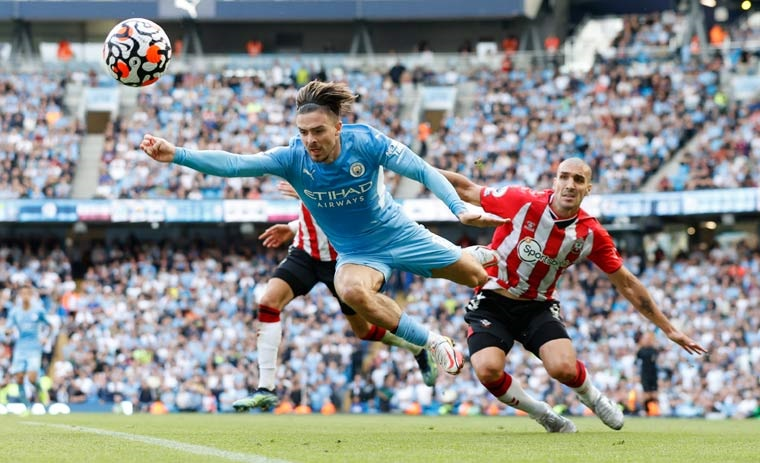 Man City held 0-0 by Southampton to drop more points in EPL