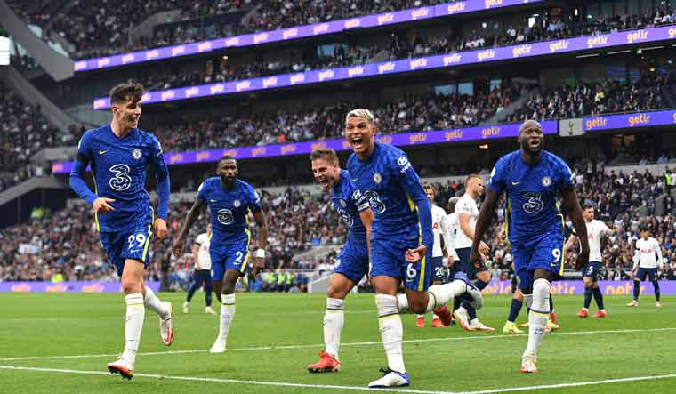 European football roundup: Chelsea trounce Spurs, Messi subbed off on home debut