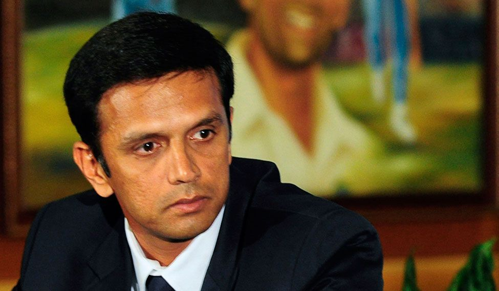 BCCI keen on Dravid coaching team India: Reports