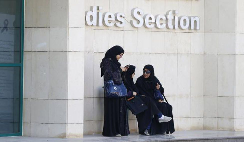Women-Saudi