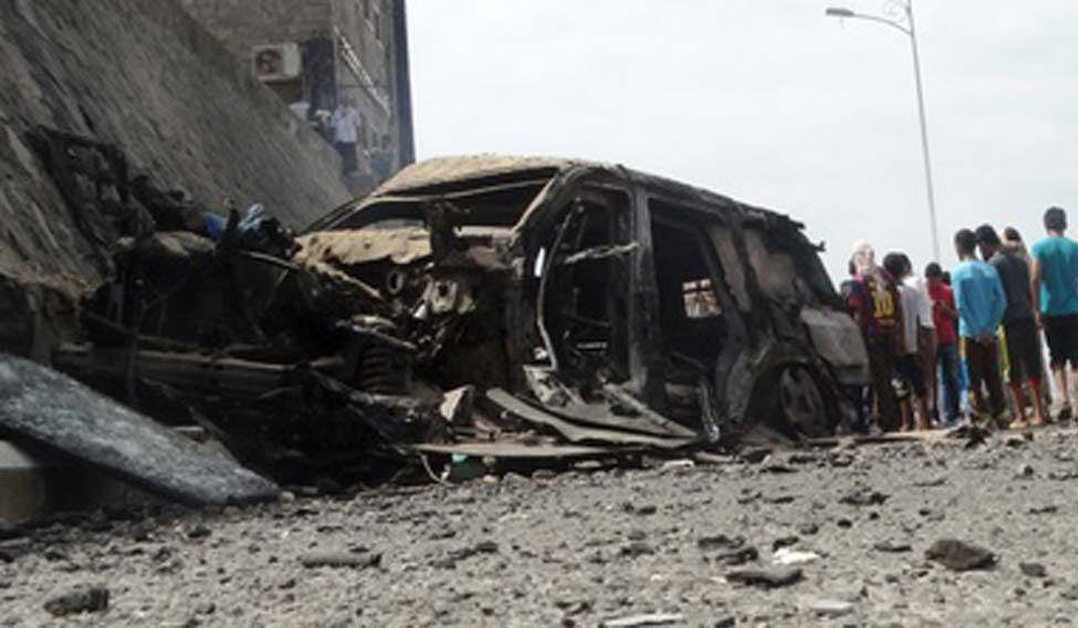 Yemen's Aden governor killed in car bombing claimed by IS