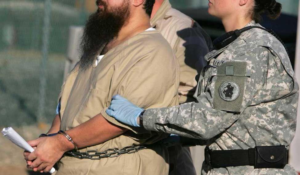 Guantanamo Female Guards
