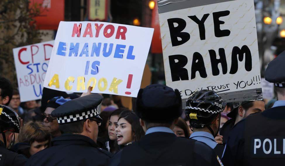 Chicago Police Emanuel