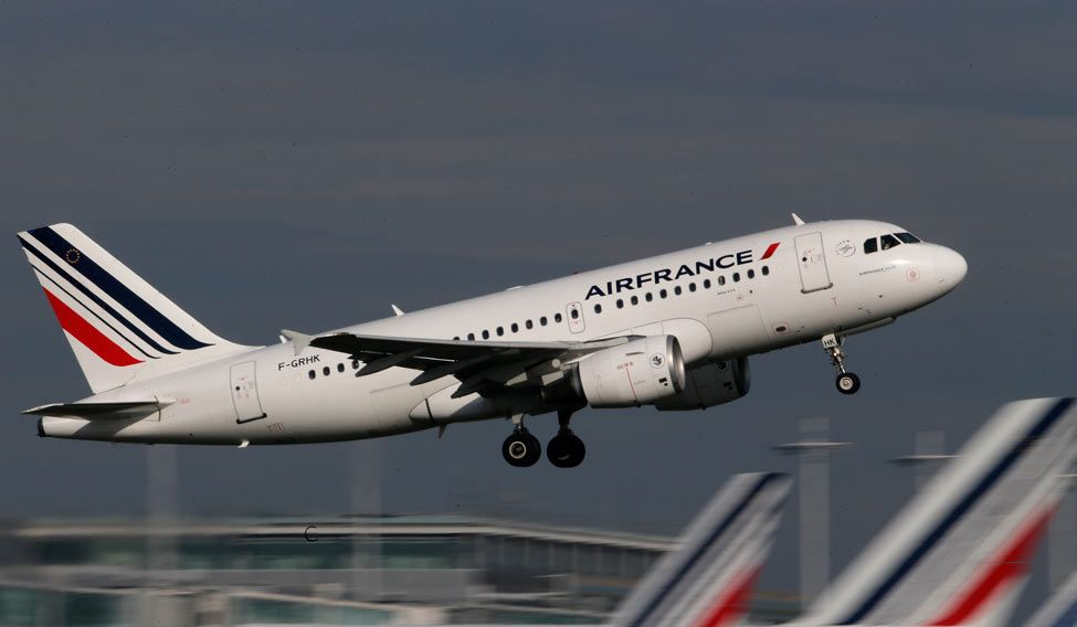 AIRFRANCE-RESULTS/