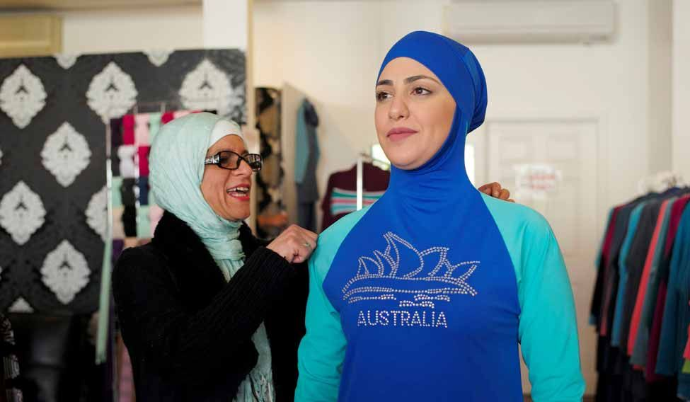 RELIGION-BURQA/AUSTRALIA