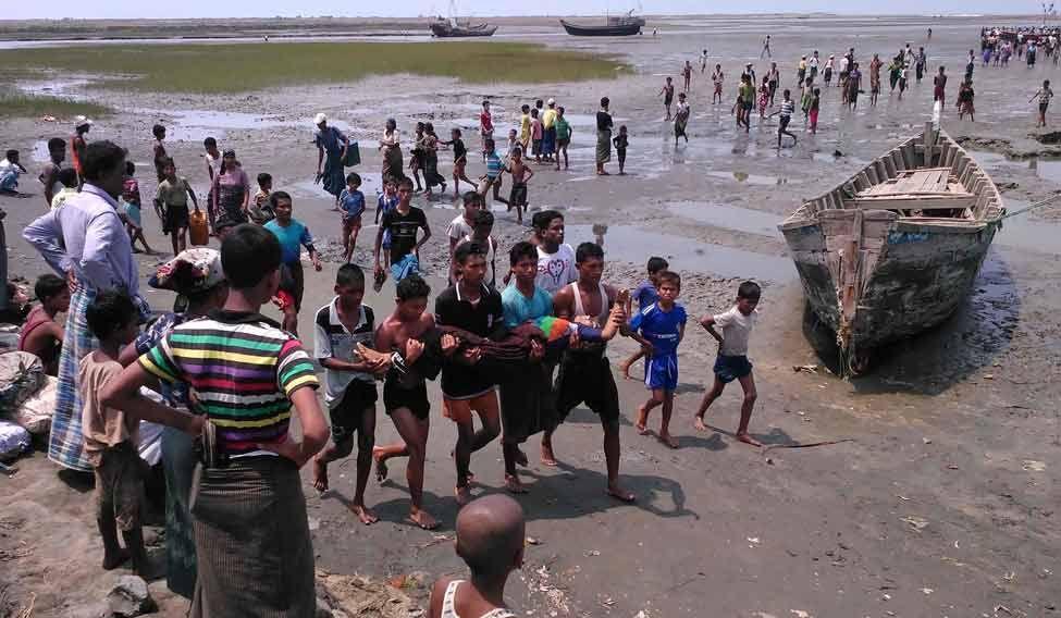 Myanmar-Boat-Capsize