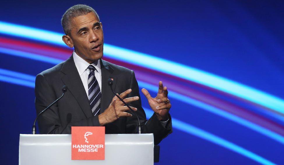 Obama-Hannover