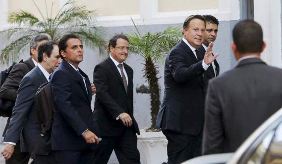 Panama-president