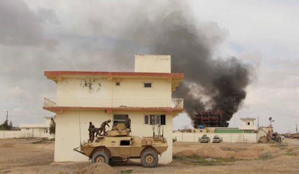 Taliban-attack