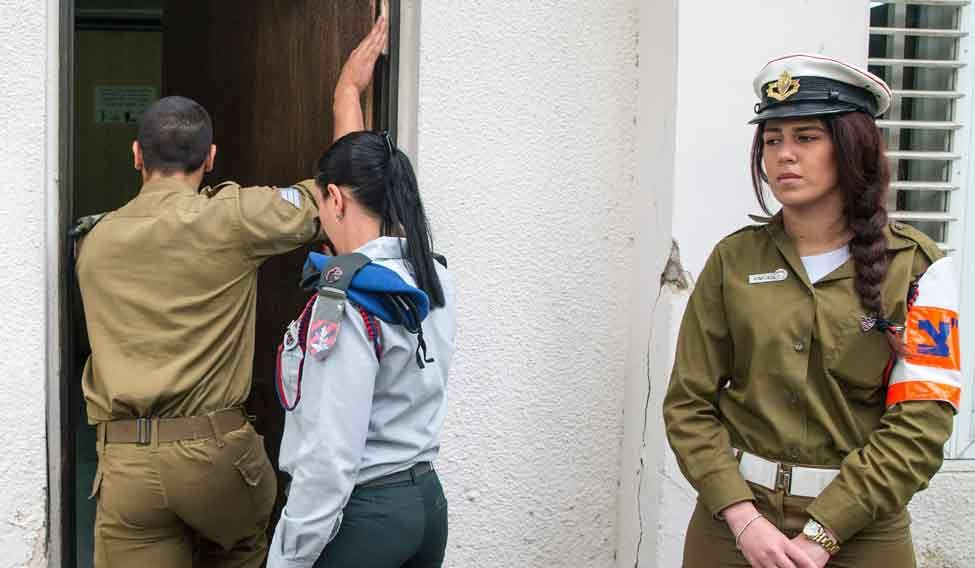 ISRAEL-PALESTINIAN-CONFLICT-TRIAL-ARMY