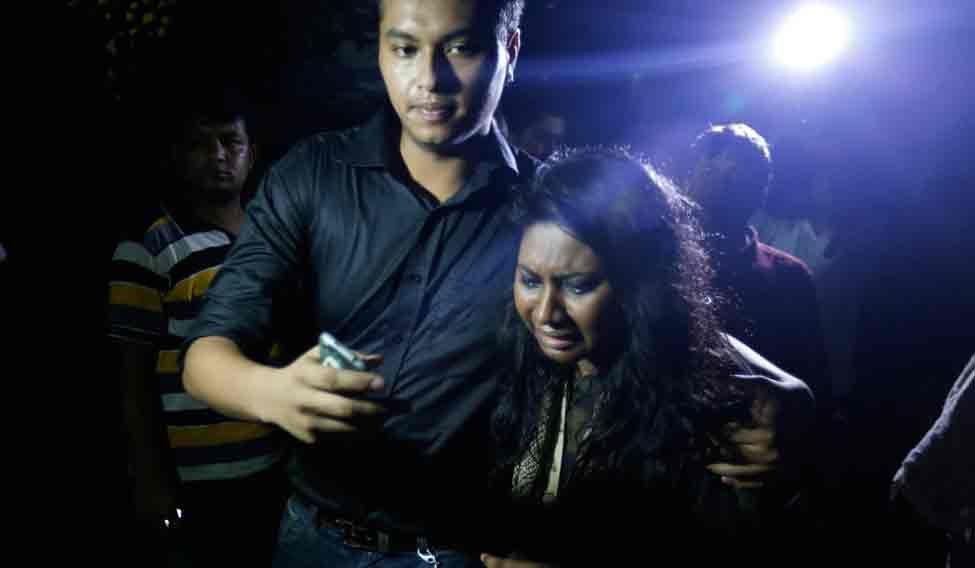Bangladesh Stabbings