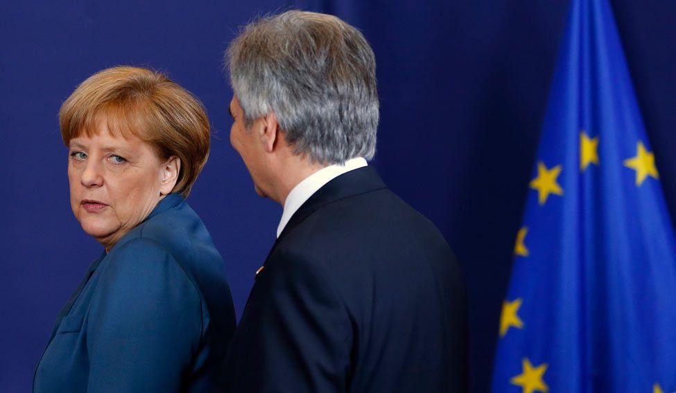 EUROPE-MIGRANTS/AUSTRIA-GERMANY