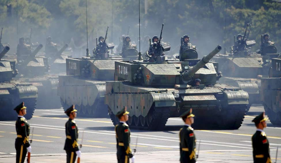 China-Weapons-Export