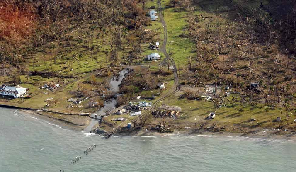 Fiji-Cyclone