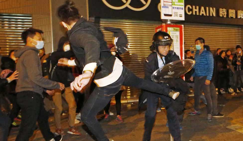 Hong-Kong-Riot