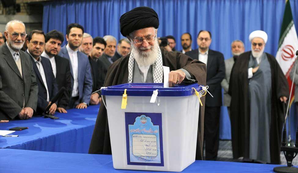 Iran-Vote-Khameni