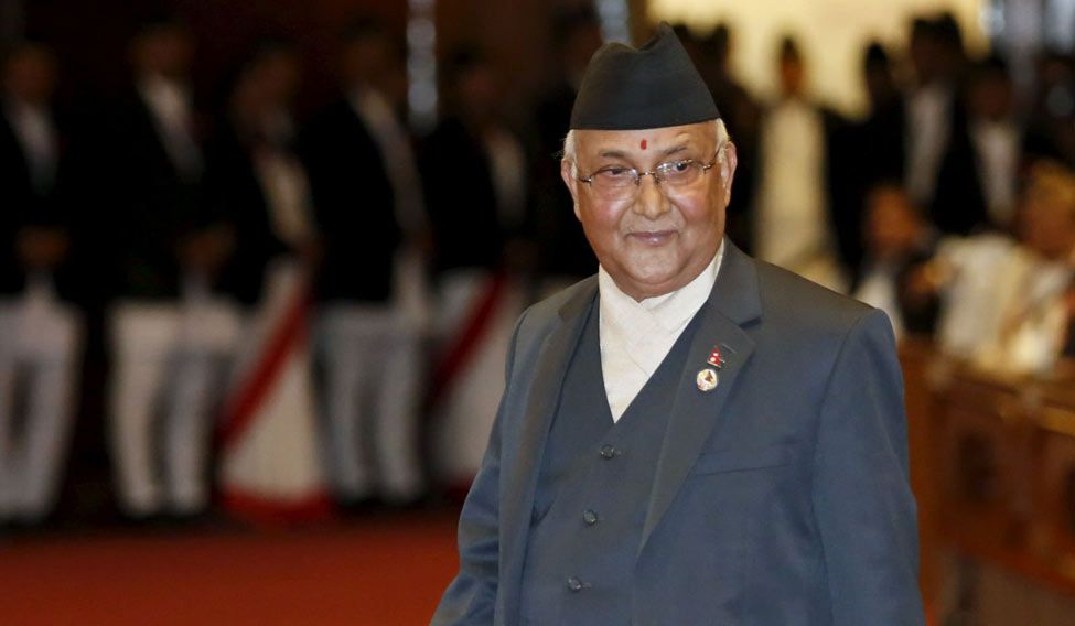 KP-Oli-Nepal-Reuters