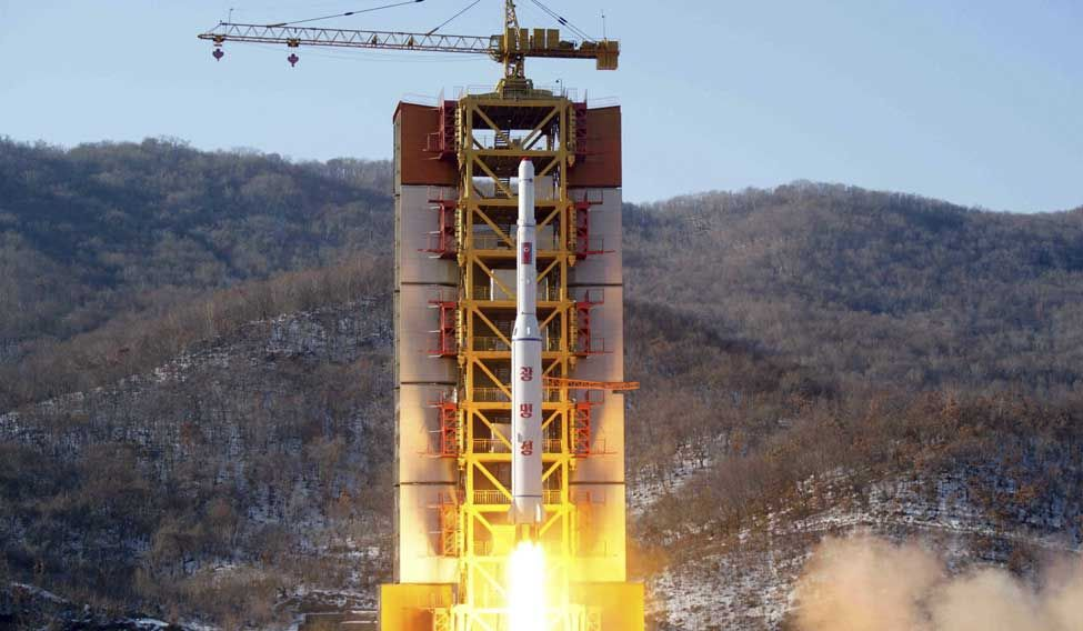 North-Korea-Satellite-Rocke