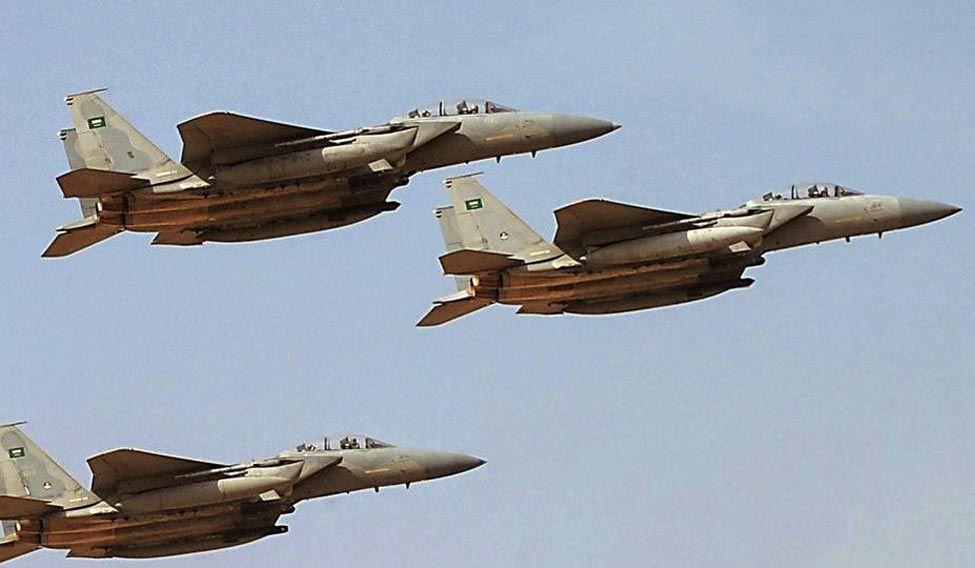 Saudi-jets-ankara