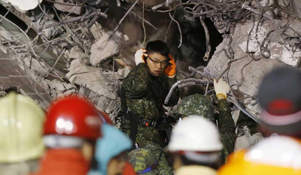 Taiwan-quake