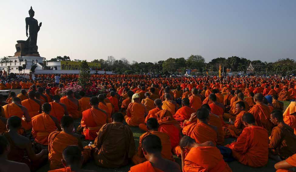 THAILAND-BUDDHISM/