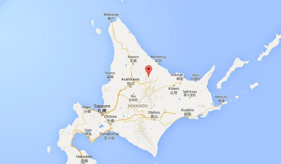 Hokkaido-Quake