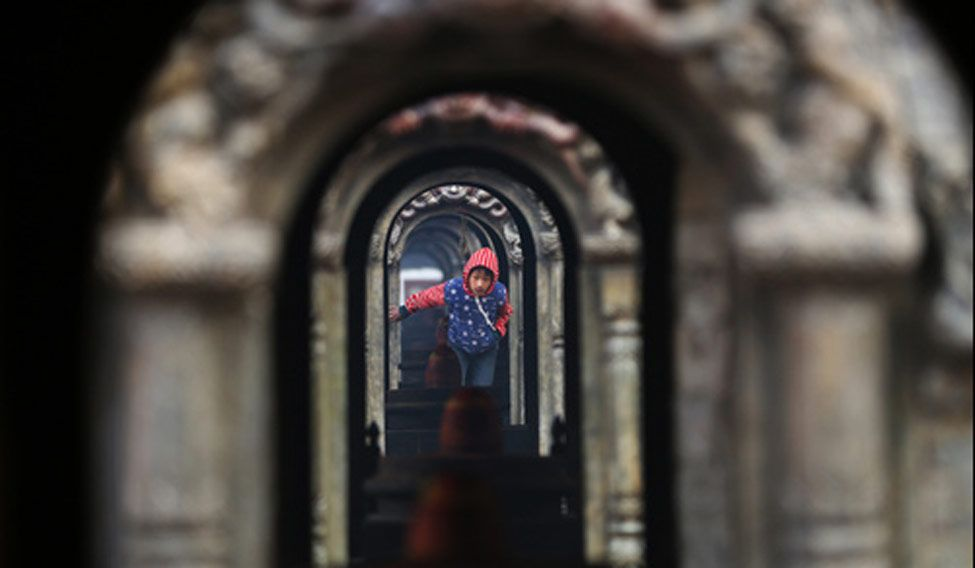 Nepalese-boy
