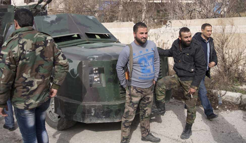 Syrian-force
