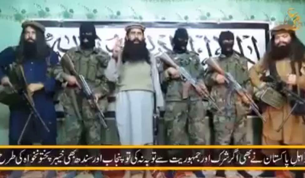 Taliban-Pakistan-Video
