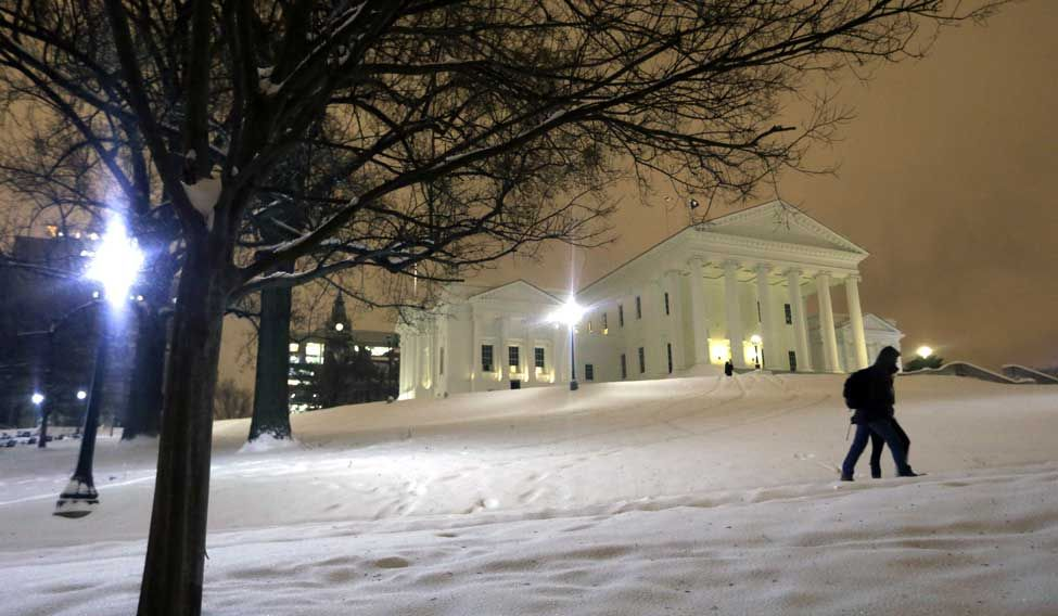 Washington-Blizzard