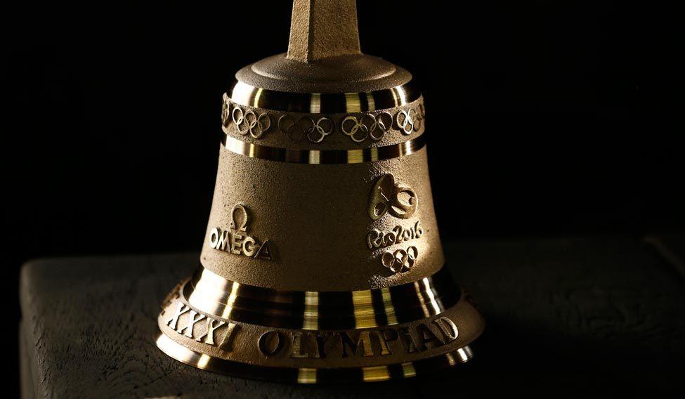 OLYMPICS-RIO/SWISS-BELLS