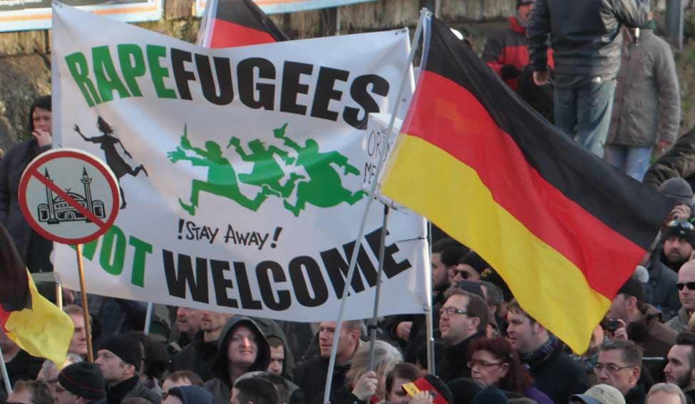 Germany Cologne Crimes