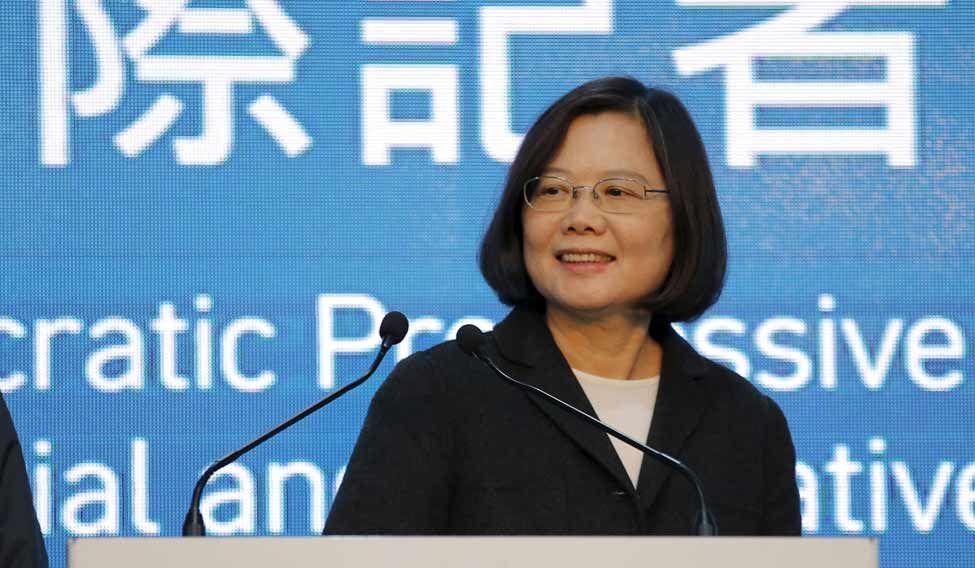 TAIWAN-ELECTION/