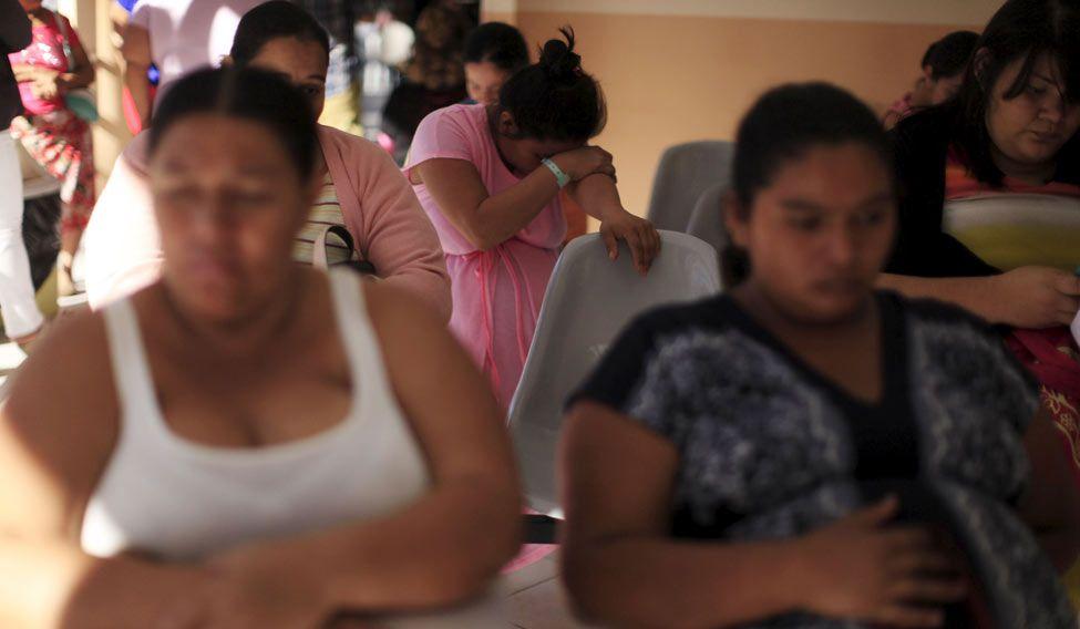 HEALTH-ZIKA/EL SALVADOR