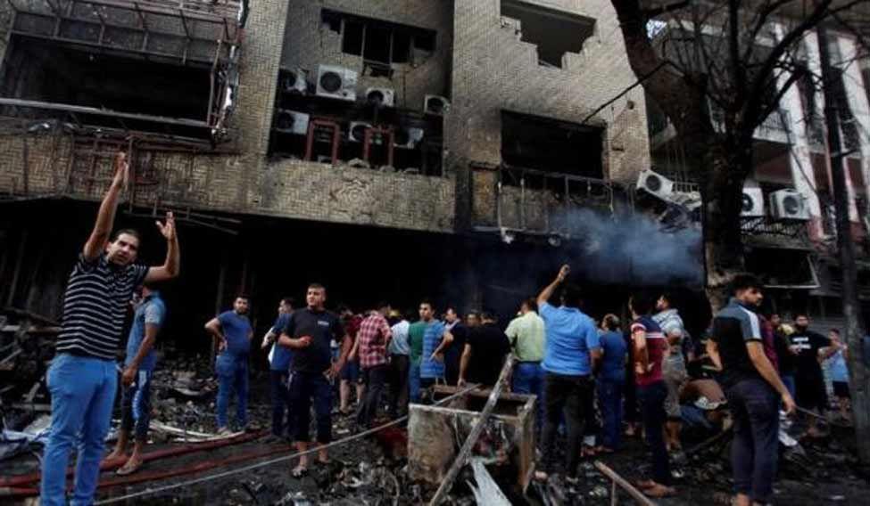 Baghdad-bombings