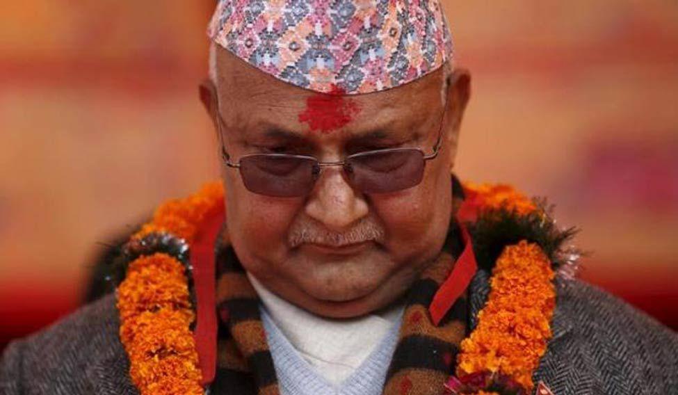Nepal-PM-Oli
