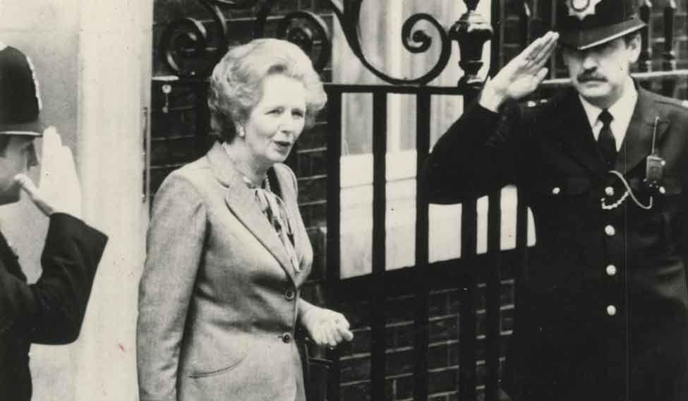 The iron ladies of politics