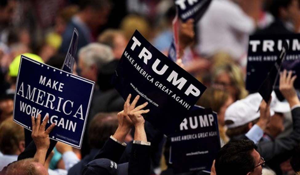 Trump-support