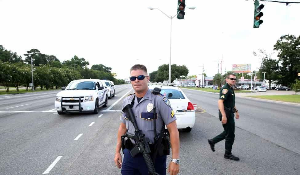 USA-POLICE/
