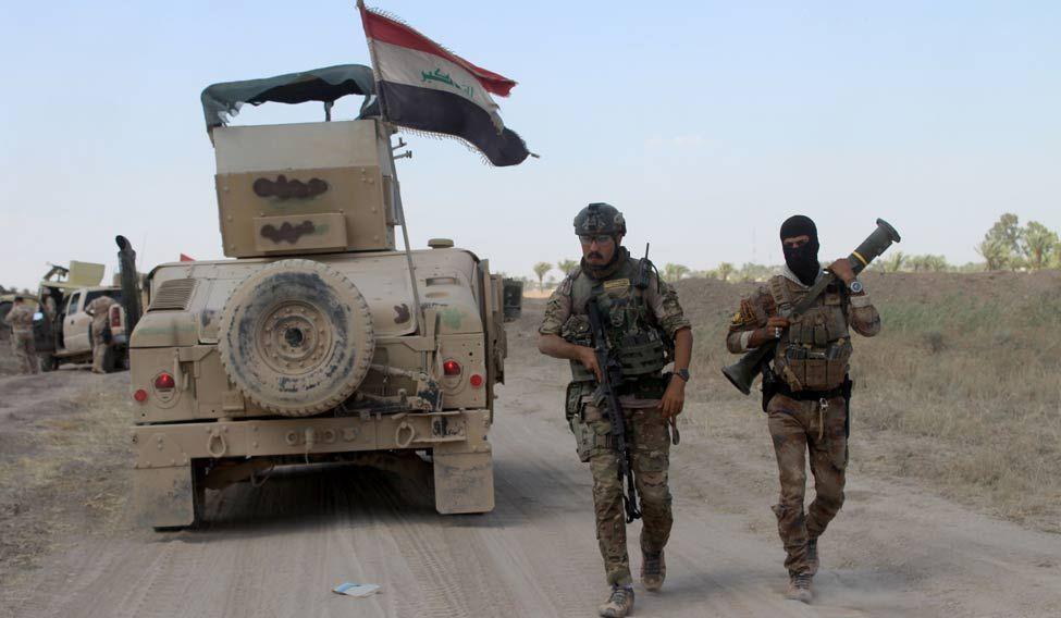 Falluja-ISIS