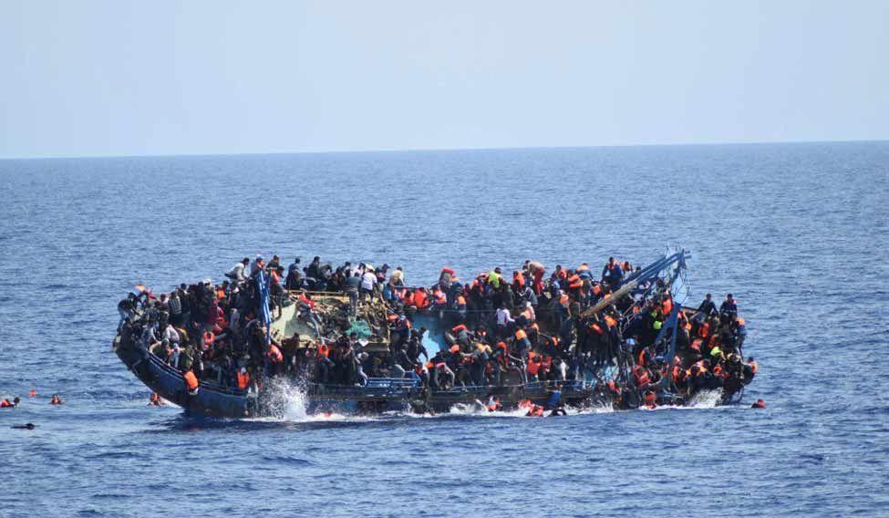 4,700 migrants die attempting to reach Europe