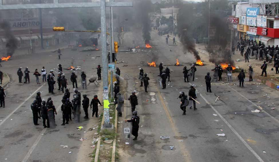 Mexico-Police-Teachers-Clas