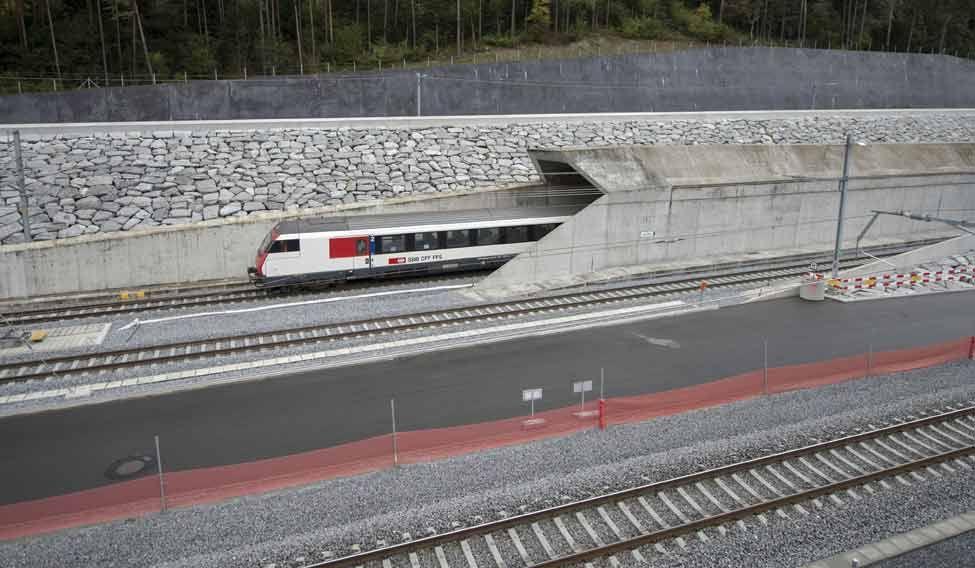 Swiss-Deepest-Tunnel