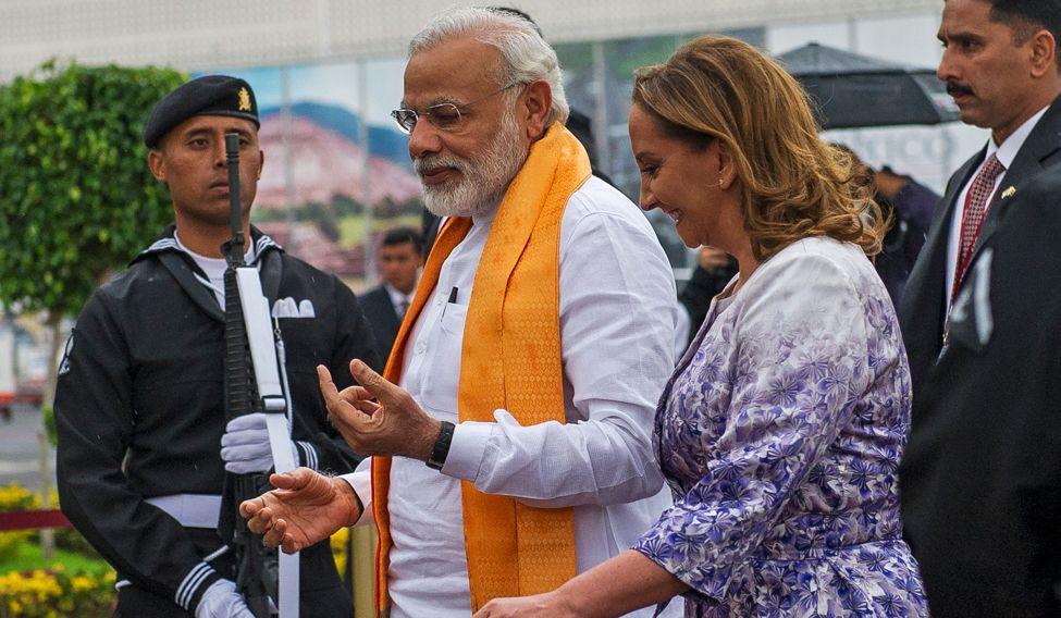 Mexico India