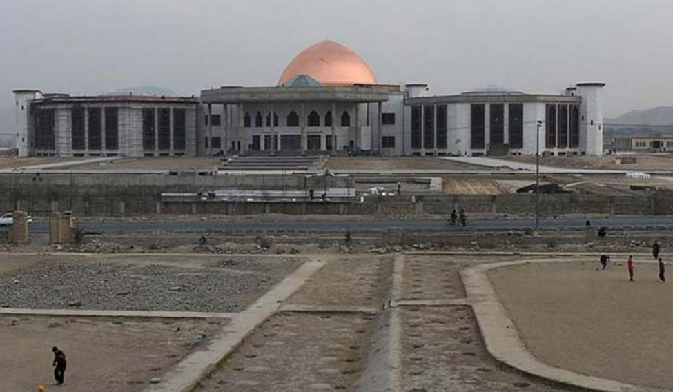 Afghan-parliament-building-