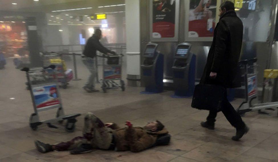 Brussels-injured-man