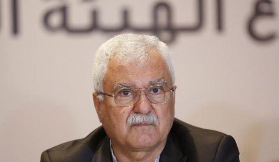 George-Sabra-Syria