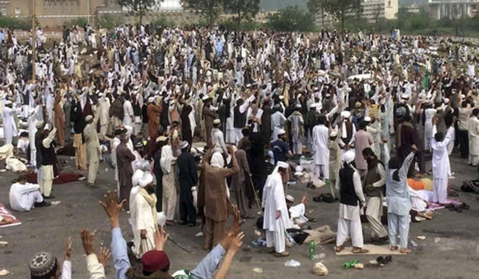 Islamabad-siege